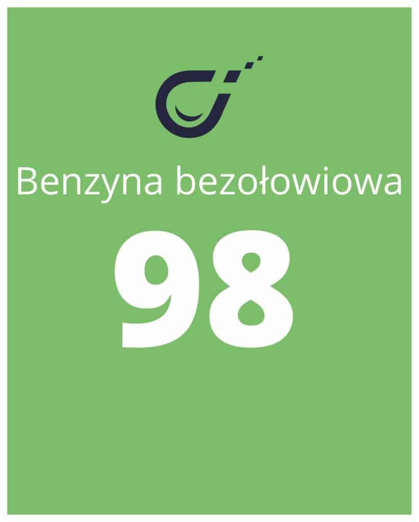benzyna 98