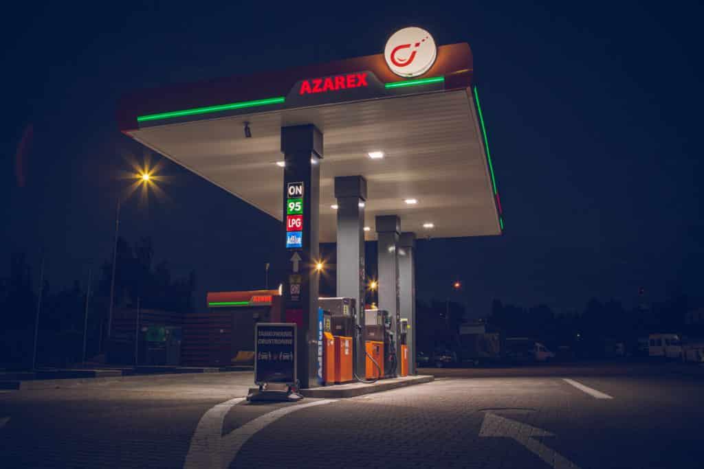 stacja paliw świdnica