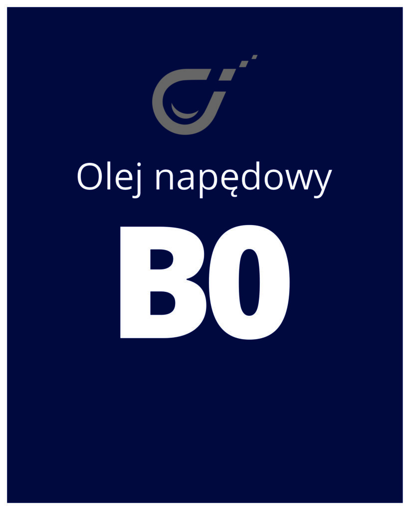 olej napędowy b0